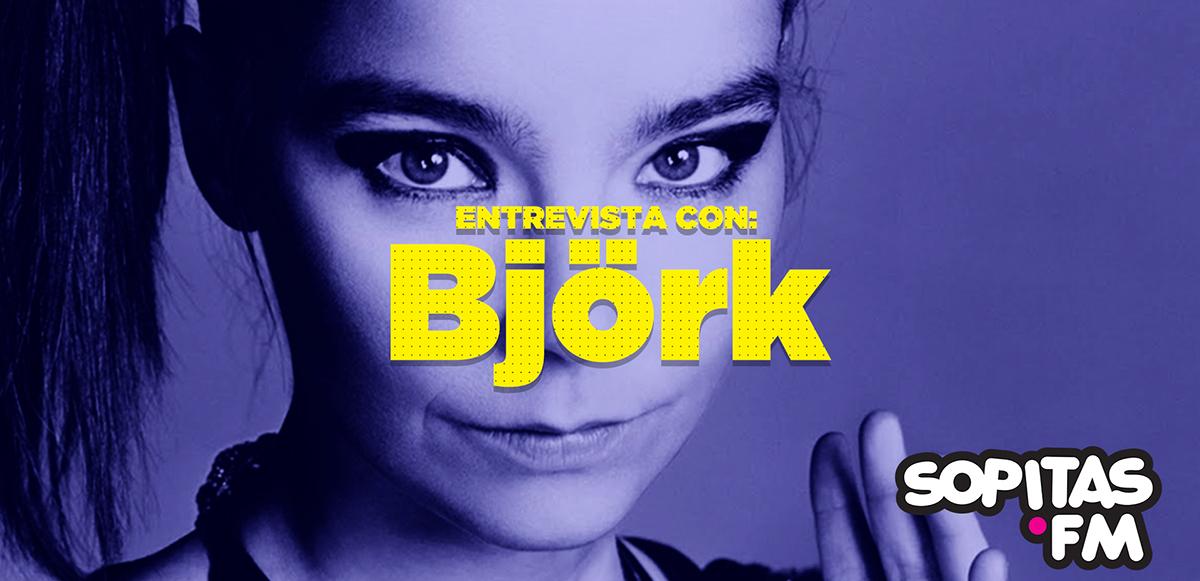 Björk nos habla de cine, migración, Islandia y música en esta entrevista