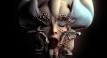 """Para echar a volar la imaginación: Björk estrena el experimental video para """"Losss"""""""