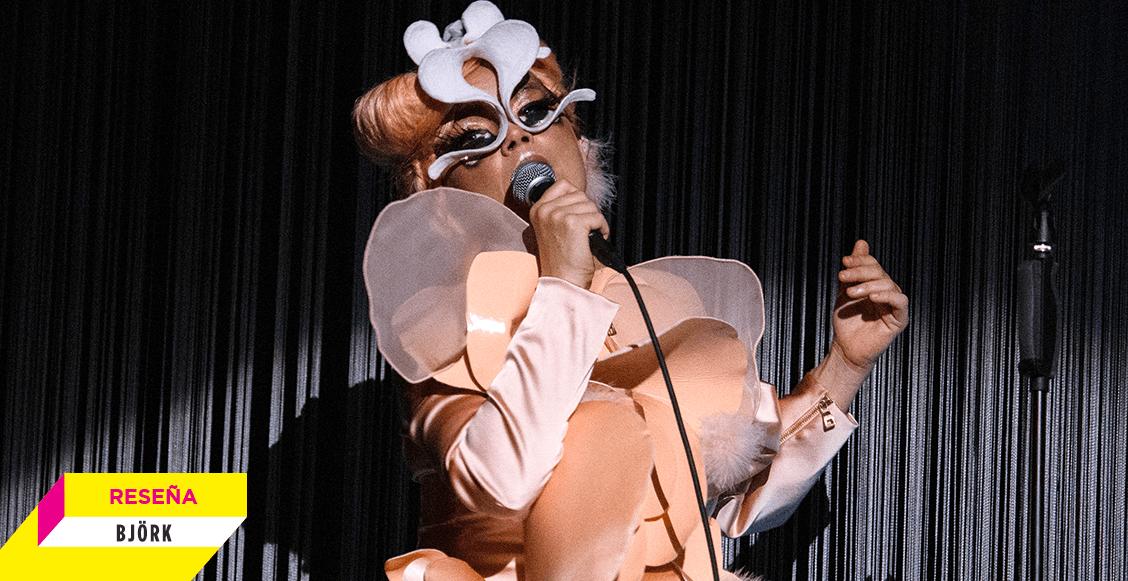 Björk y su show fueron majestuosos pero no todos supieron apreciarlo
