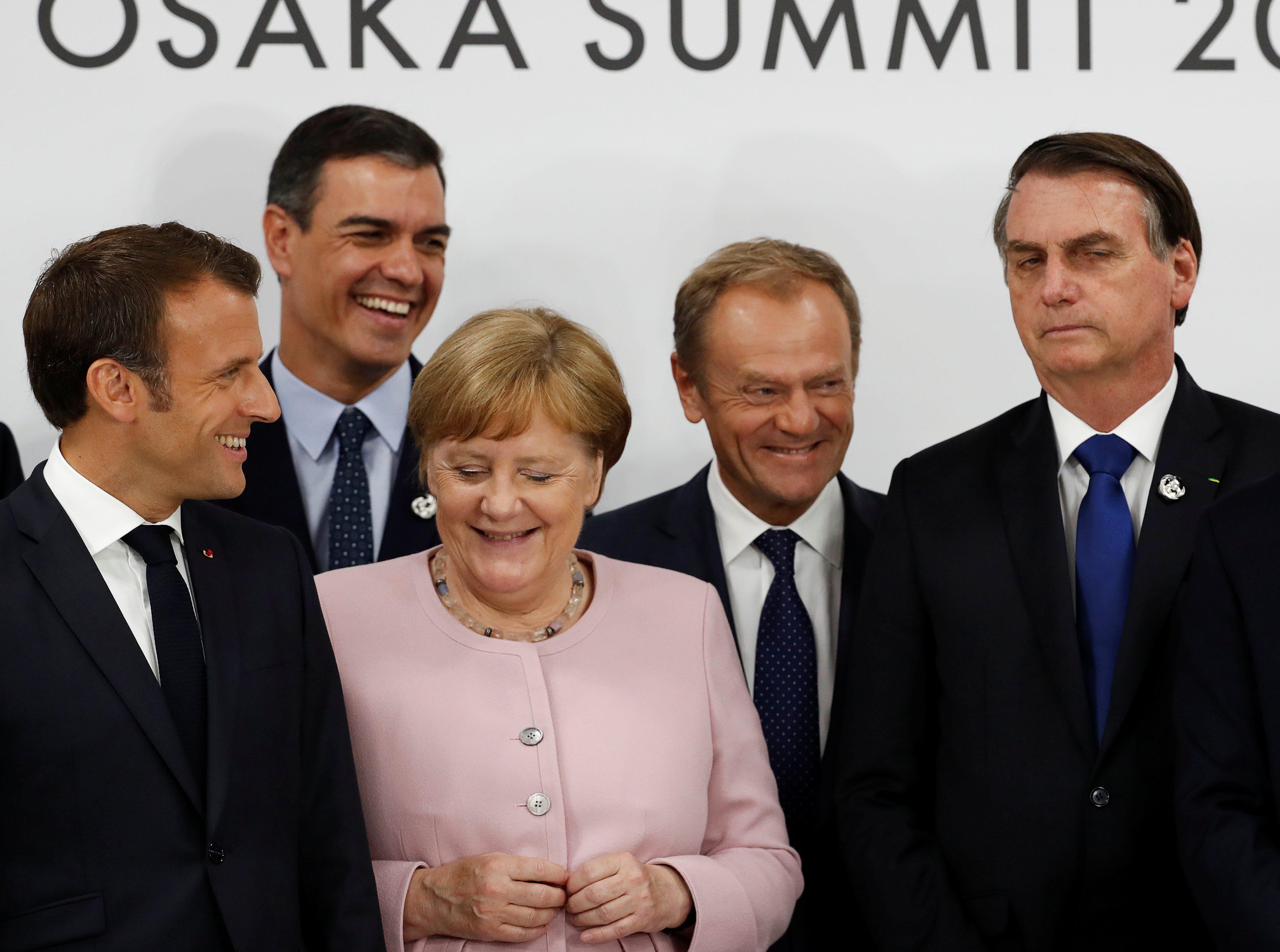 Bolsonaro aceptaría ayuda del G7 sólo si Macron se retracta de sus declaraciones