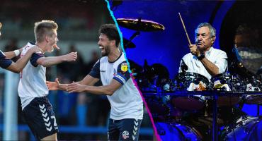 Baterista de Pink Floyd y Football Ventures, nuevos propietarios del Bolton