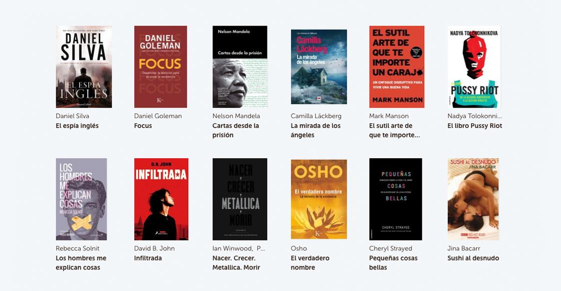 Bookmate: El Netflix de libros ha llegado a México y esto es lo que debes saber
