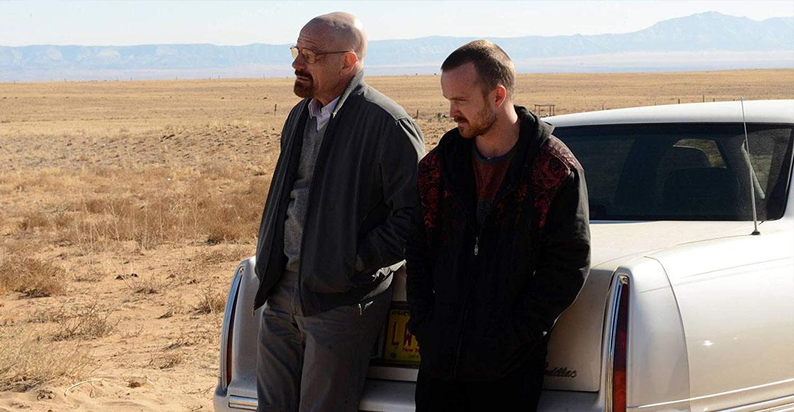 Paren todo: La película de 'Breaking Bad' llegará a Netflix en octubre