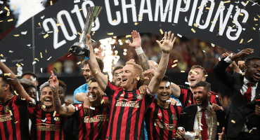 Atlanta United remonta al América en ocho minutos y le arrebata la Campeones Cup