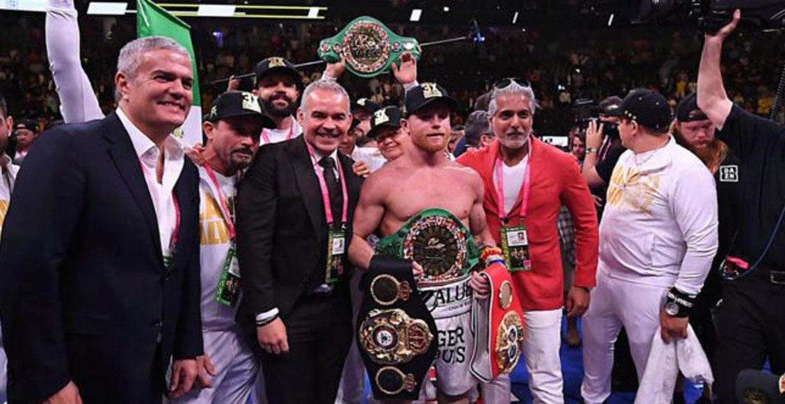 'Canelo' Álvarez arremetió contra Golden Boy Promotions tras ser despojado del título de la FIB