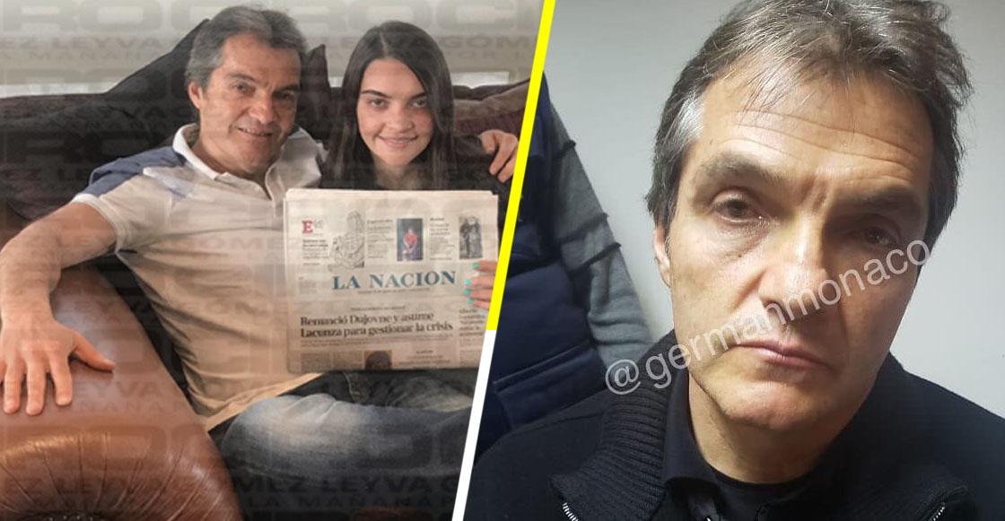 Y todo para qué: Liberan a Carlos Ahumada dos días después de ser detenido en Argentina