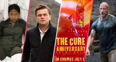 ¡Tarantino, The Cure y más! Esta es la cartelera de México para el mes de agosto