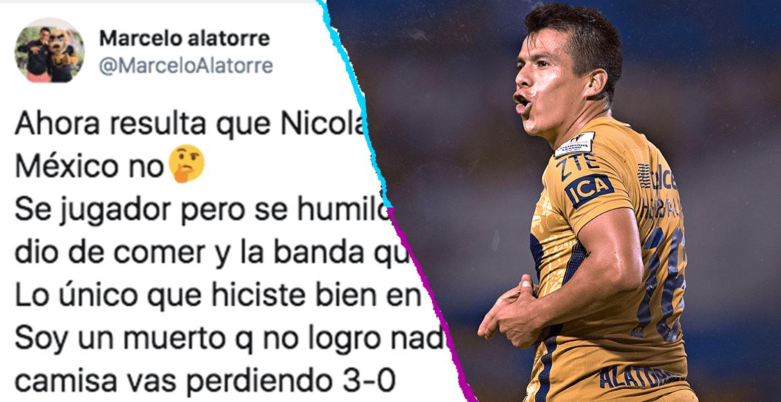 'Chelo' Alatorre le responde a Nico Castillo: