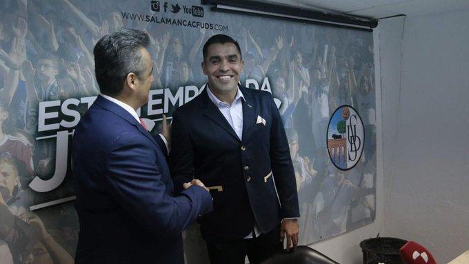 Presidente del Salamanca arremetió contra 'Chiquimarco' y reveló por qué lo despidieron