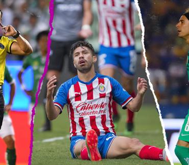 Los 4 grandes no ganaron, la mayor polémica del VAR y las ChiVARs sin penales: Lo que dejó la jornada 6