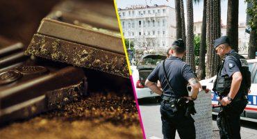 Y en la nota idiota del día: Irá a juicio por enviar un chocolate en forma de pene a la policía