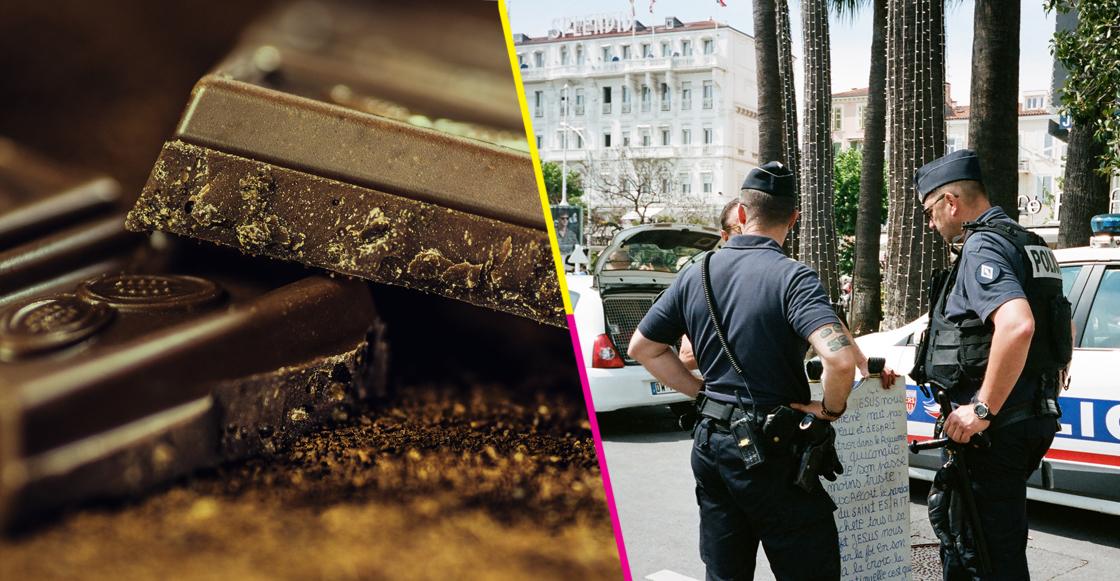 Hombre irá a juicio por enviar un chocolate en forma de pene a la policía