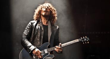 ¡Dénme 10 para llevar! Gibson lanzará una guitarra edición especial de Chris Cornell