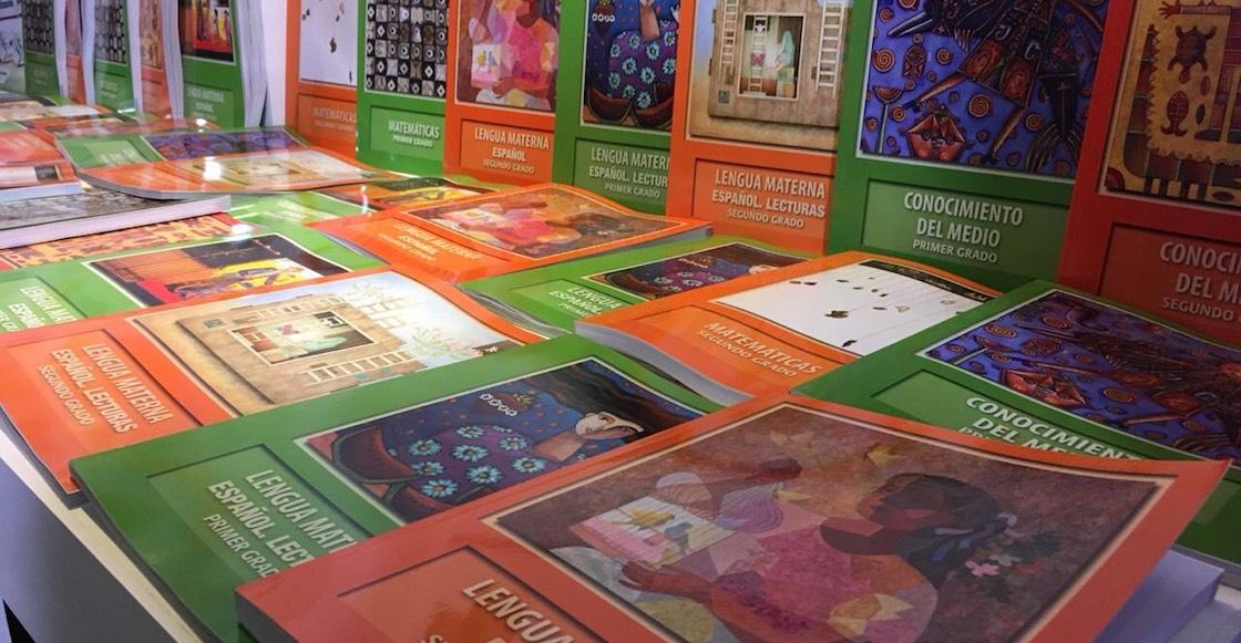 ¿La CNTE va a repartir libros de Fidel Castro? Dice la SEP que ni se les ocurra