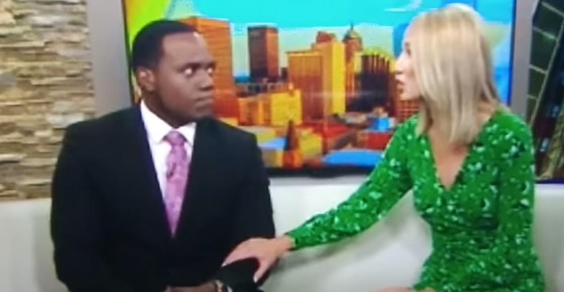 Conductora de televisión compara a su compañero afroamericano con un gorila; luego se disculpa