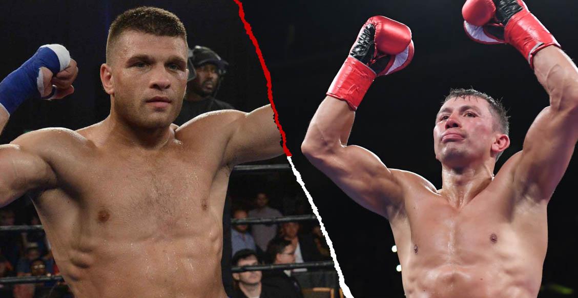 Golovkin peleará ante Derevyanchenko por el título de la FIB que le quitaron al 'Canelo'