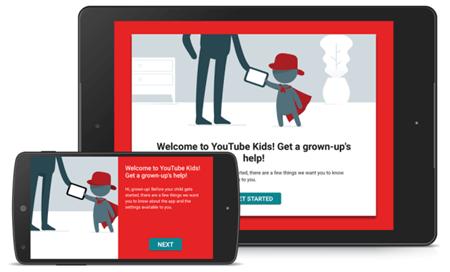 Youtube busca proteger a los niños, eliminando contenido no apto para menores