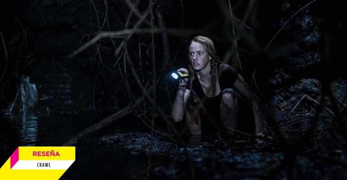 'Crawl', una película de terror 'perfecta' que necesita ser exagerada y a veces ridícula