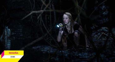 'Crawl', una película de terror que necesita ser exagerada, dramática y hasta ridícula
