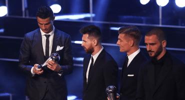"""Cristiano Ronaldo, sobre Messi: """"Cuando me ve ganar trofeos debe dolerle"""""""