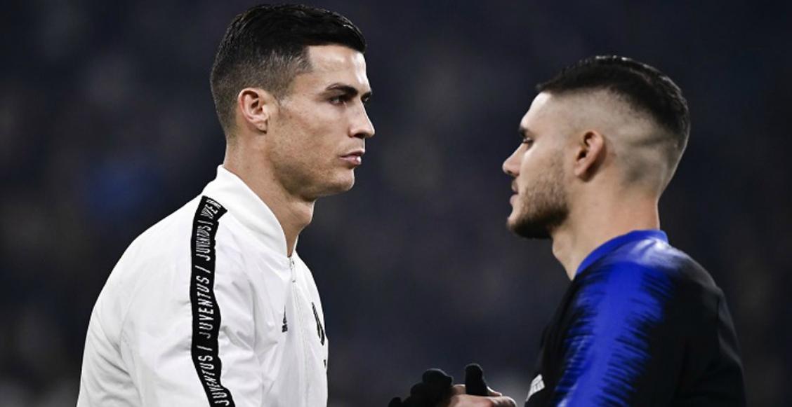 Mauro Icardi apunta a la Juventus... ¡por petición de Cristiano Ronaldo!