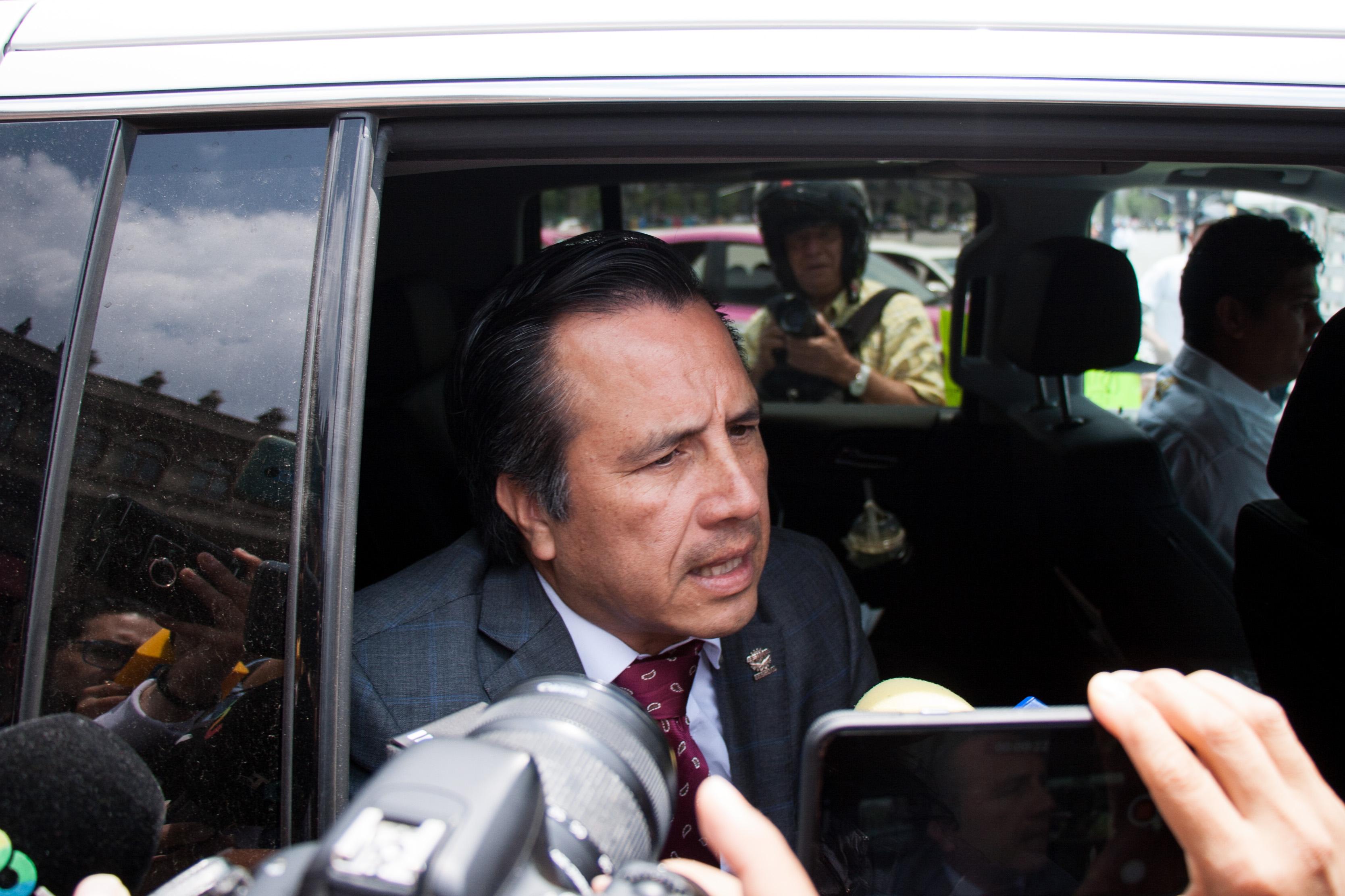 FGE desmiente a Cuitláhuac: Dice que no liberó a responsable de masacre en Coatzacoalcos