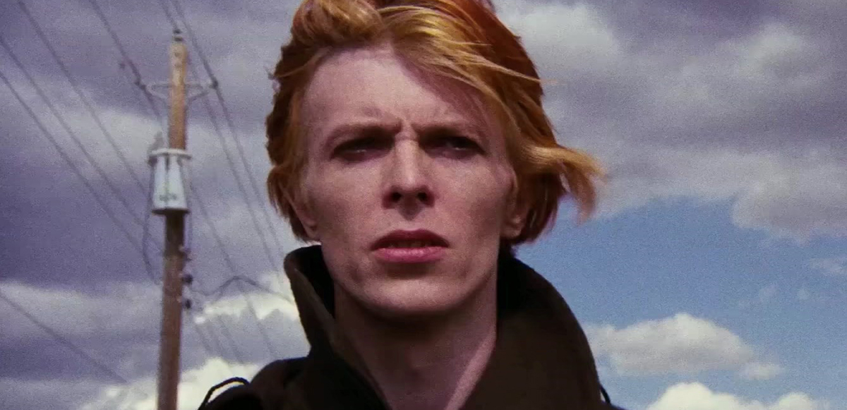 'The Man Who Fell to Earth', de David Bowie, regresará en forma de serie de televisión