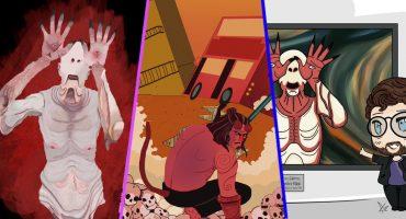 VOTA: ¿Quién se rifó más con su dibujo de Del Toro?
