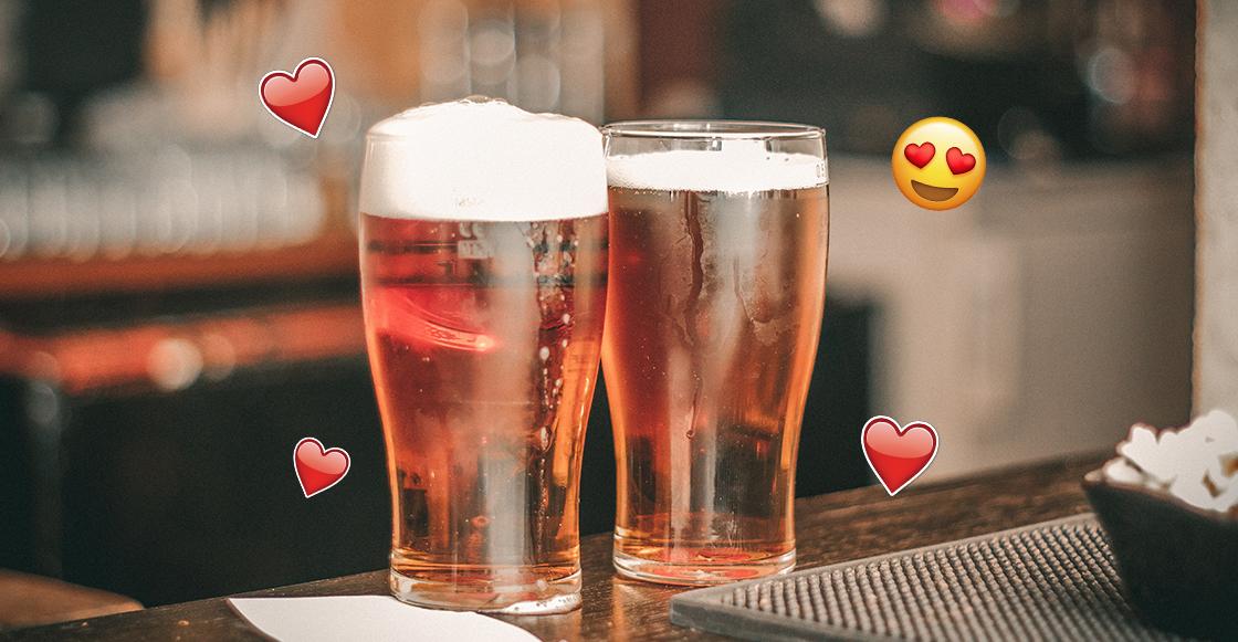 destacada cerveza ambar cosas que amaras