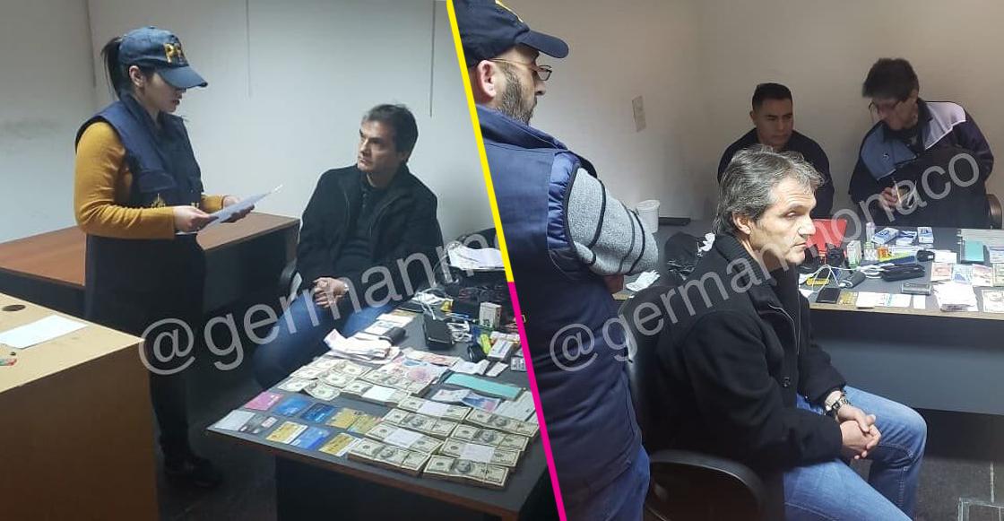 Liberaron a Carlos Ahumada; pasó 2 días en prisión en Argentina
