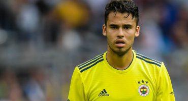 ¿Quién paga más? Diego Reyes ya no es jugador del Fenerbahce y apunta al América o Tigres