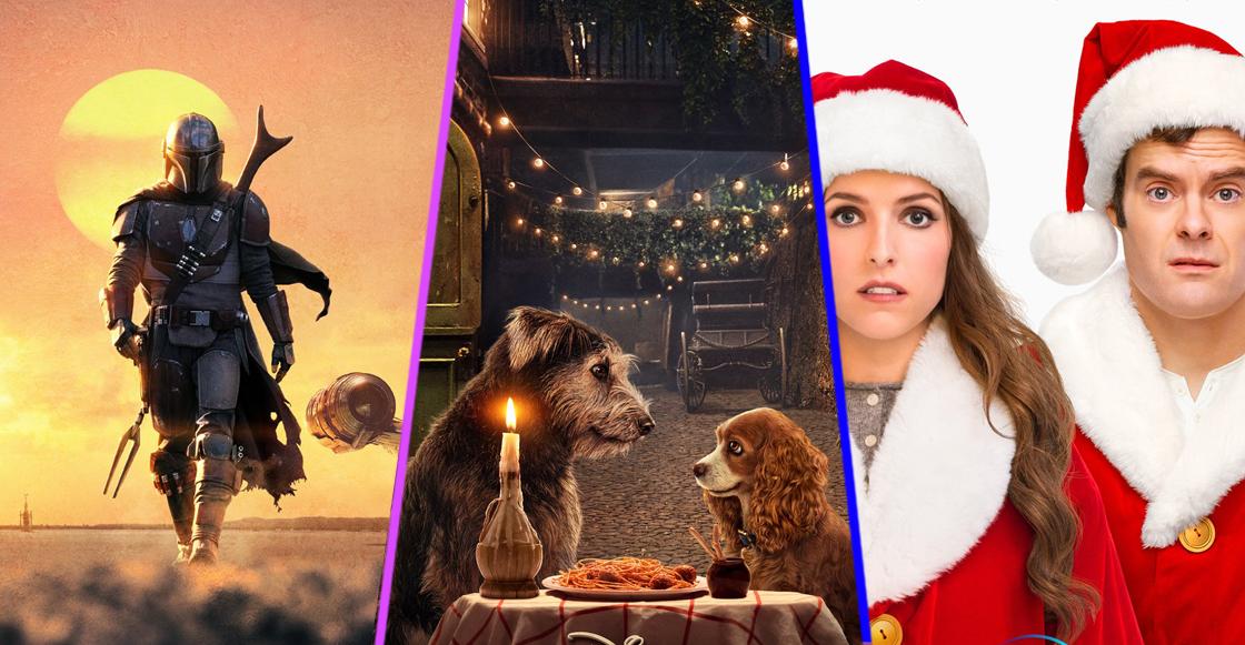 Disney revela pósteres de series y películas para Disney+ en la D23