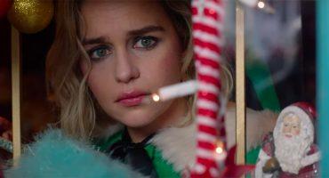 Adiós, Daenerys: Ve a Emilia Clarke en el tráiler de 'Last Christmas'