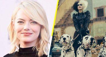 OMG! Checa la primera imagen de Emma Stone como Cruella de Vil 😱
