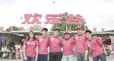 ¡Orgullo nacional! Mexicanos ganan medalla en el Robot Challenge 2019 en China