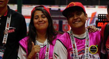 Conoce a los dos queretanos que pusieron en alto a México en el Robot Challenge 2019 en China