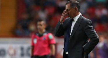 """""""Se nos vino la noche, fuimos un desastre"""": 'Ojitos' Meza lamenta haber perdido 7-0 con Necaxa"""