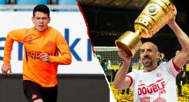 Franck Ribéry sería la opción #1 para el PSV si el 'Chucky' se va al Napoli
