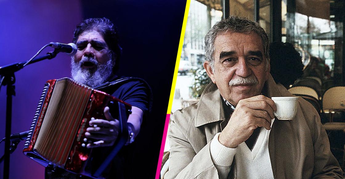Recordemos el día en el que Celso Piña puso a bailar cumbias a Gabriel García Marquez