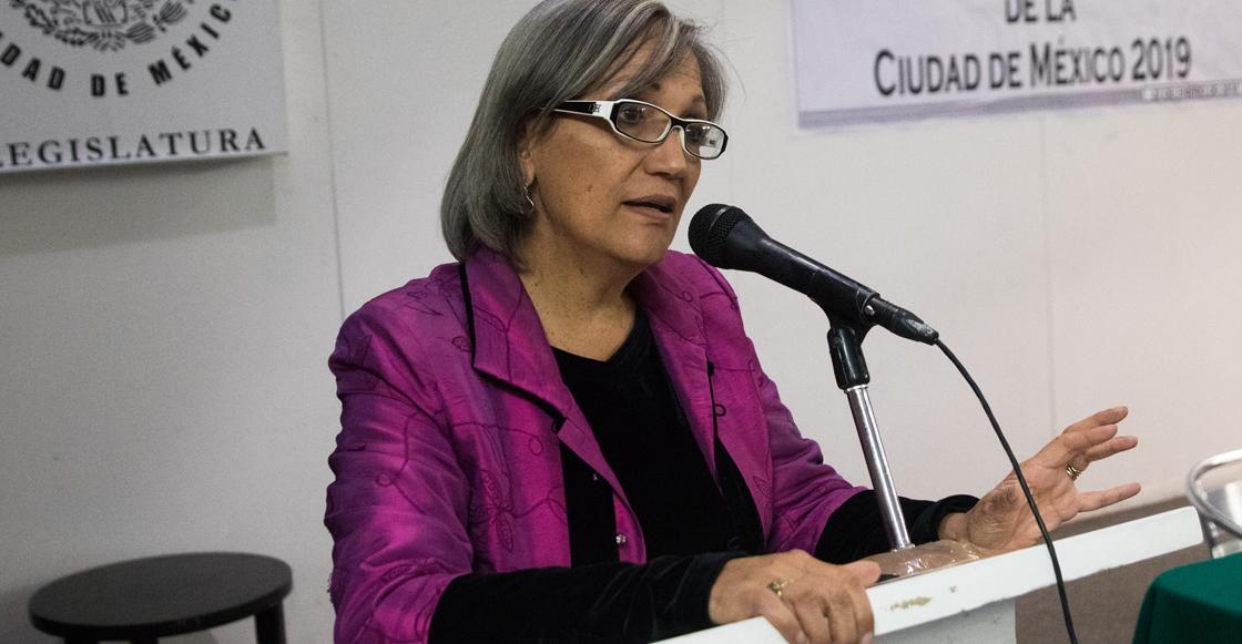 Secretaria de las Mujeres en CDMX se disculpa por usar el término