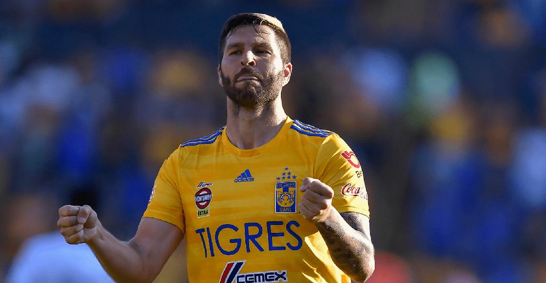 Gignac revienta al Necaxa con tres goles en sólo 18 minutos