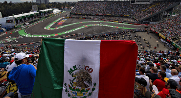 Hay fiesta para rato: ¡El Gran Premio de México se queda tres años más!
