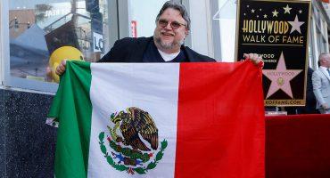 Estas fueron las palabras de Guillermo del Toro al recibir su estrella en el Paseo de la Fama