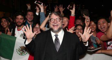 ¡Que le den 100! Postulan a Guillermo del Toro para la Medalla Belisario Domínguez