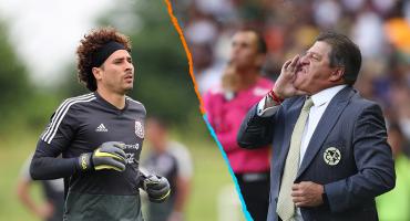 El 'Piojo' Herrera reveló el día en que Ochoa reportará con América y su plan a seguir