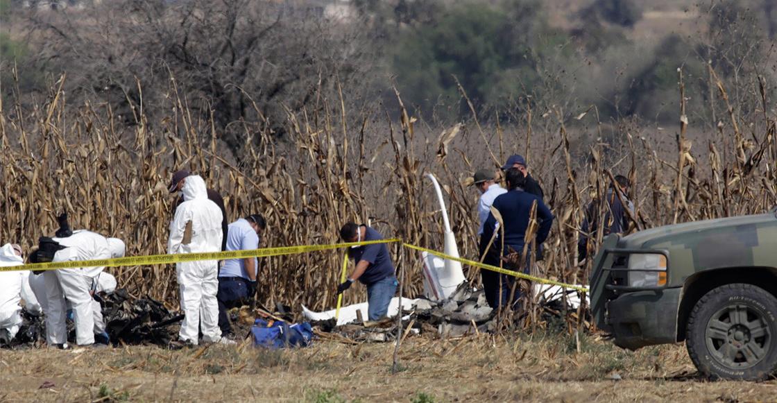 Aún no se encuentran fallas mecánicas en el helicóptero accidentado en Puebla: DGAC