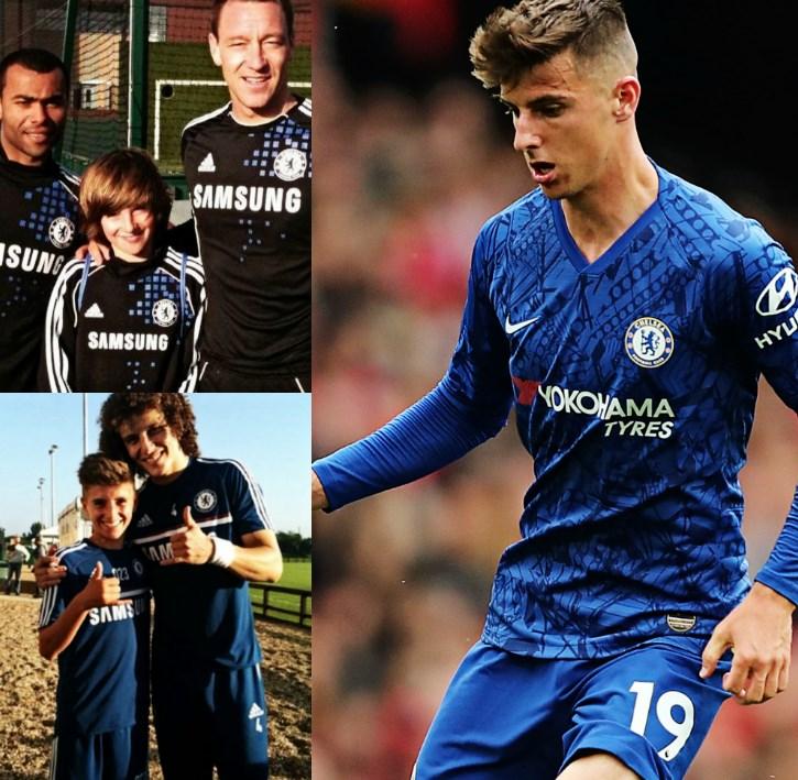 Conoce a Mason Mount, el juvenil 'olvidado' del Chelsea que marcó su primer gol con los 'Blues'