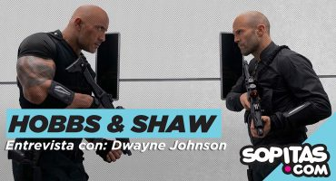 """Nunca te cansas de salvar al mundo"": Entrevista con Dwayne Johnson por 'Hobbs & Shaw'"