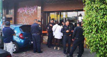 Asesinan a un hombre al interior de un restaurante argentino en Iztapalapa