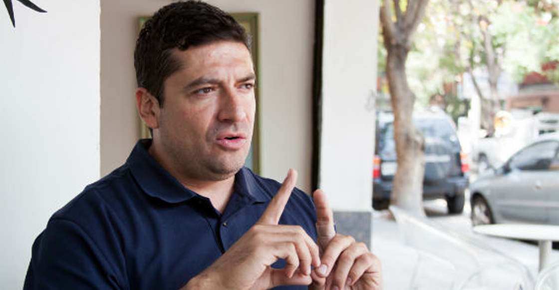 Padgett fue detenido por entrar y grabar sin autorización en Santa Lucía: Sedena